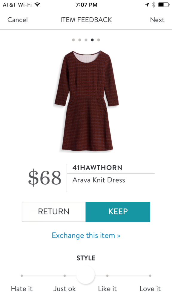 41Hawthorn Arava Knit Dress