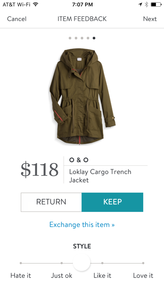O&O Loklay Cargo Trench Jacket